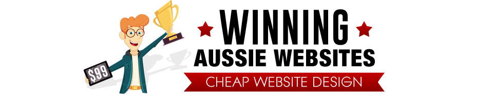 Winning Aussie Websites Test